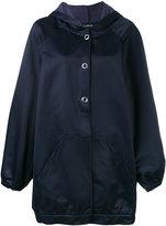 Ter Et Bantine oversized coat - women - Cotton/Viscose - 42
