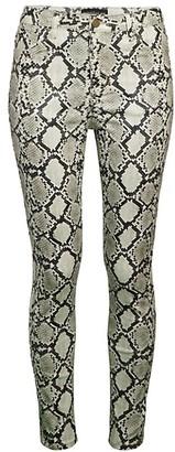 Bagatelle Python-Print Pants