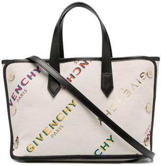Givenchy Bond Shopper logo-print tote bag