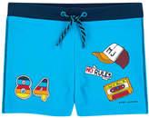 Little Marc Jacobs Mr Marc swim shorts
