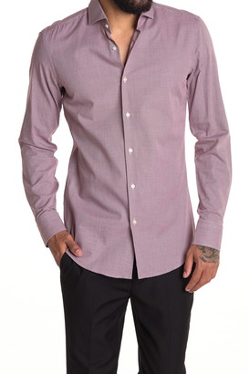 HUGO BOSS Jason Slim Fit Shirt