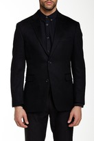 Tommy Hilfiger Ethan Two Button Notch Lapel Cashmere Sportcoat