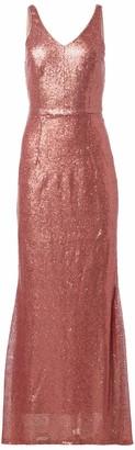 Marina Women's Sequin Gown