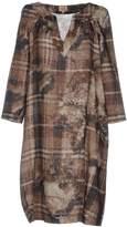 Alviero Martini Knee-length dresses - Item 34744841
