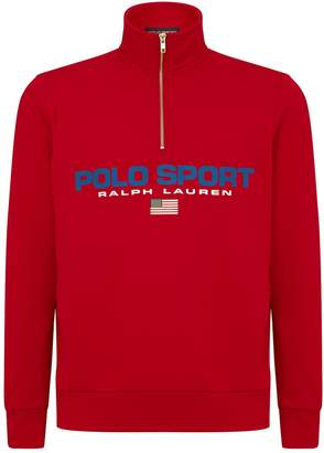 Polo Ralph Lauren Vintage Logo Sweatshirt