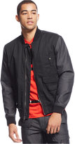 Sean John Men's Two-Tone Bomber Jacket, Created for Macy's