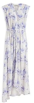 AllSaints Tate Tajpur Printed Sleeveless Dress
