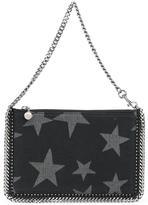 Stella McCartney 'Falabella' star detail clutch