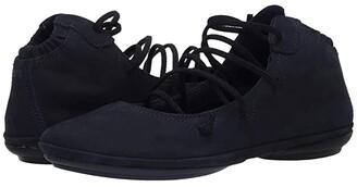 Camper Right Nina - K400194 (Navy 1) Women's Shoes