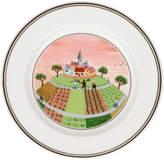 Villeroy & Boch Design Naif Appetizer/Dessert Plate #1 - Farmers Vil 6 3/4 in
