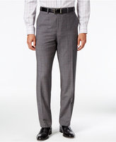 Sean John Men's Classic-Fit Gray Glen Plaid Pants