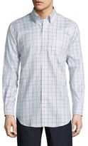 Peter Millar Crown Plaid Button-Down Shirt