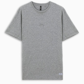 Stampd Grey shirt with logo print