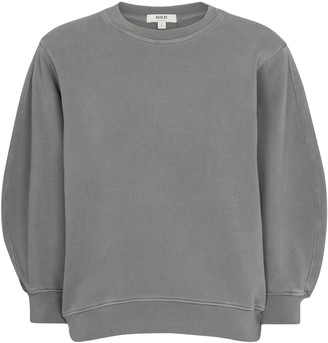 AGOLDE Thora organic cotton sweatshirt