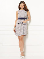New York & Co. Eva Mendes Collection - Gizella Shift Dress - Tall