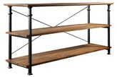 Homelegance Ronay Rustic Industrial TV Stand
