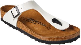 Birkenstock Women's Gizeh Birko-Flor Patent Sandal