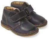 Naturino Navy Leather Desert Boots