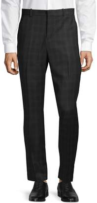 Perry Ellis Plaid Dress Pants