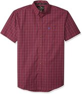 Wrangler Men's Big and Tall George Strait Woven Shirt