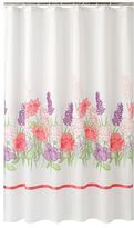 Croft & barrow® cora floral fabric shower curtain