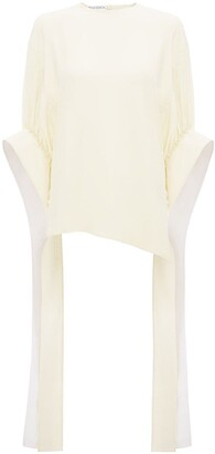 J.W.Anderson off white exaggerated sleeve top