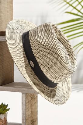 Soft Surroundings Packable Panama Hat