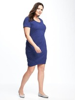 Old Navy Body-Con Plus-Size Tee Dress