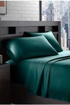 Flannel Sheet Set - Hunter Green
