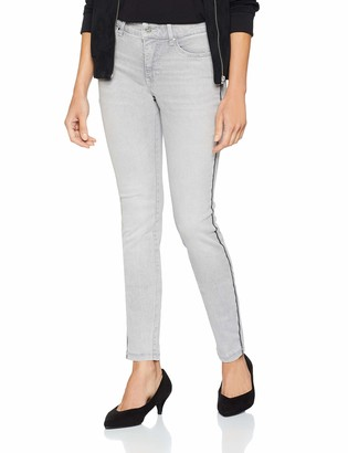 M·A·C MAC Women's Dream Skinny Sequin Galloon Jeans