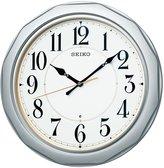 Seiko CLOCK clock ) Standard radio waves hanging clock KX374S