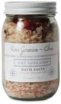 Rose Geranium & Citrus Bath Salts