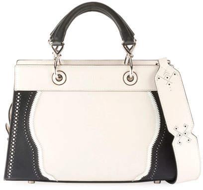 Altuzarra Shadow Large Leather Tote Bag