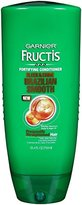 Garnier Hair Care Fructis Brazilian Smooth Conditioner, 25.4 Fluid Ounce