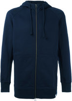 adidas zipped hoodie - men - Cotton - S