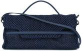 Zanellato 'Nina' tote bag - women - Calf Leather/Raffia - One Size