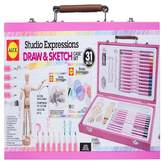 Alex Toys Art Studio Expressions Drawing and Sketch Case Set