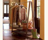 Best-Dressed Wardrobe Rack & Hangers
