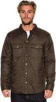 Imperial Motion Carton Reversible Overshirt