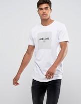 Jack and Jones Regular Fit Logo T-Shirt