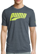 Puma Formstripe Short-Sleeve Graphic Tee
