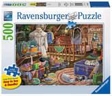 Ravensburger The Attic Puzzle - 500 Pieces