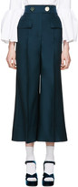 Roksanda Green Hasani Trousers