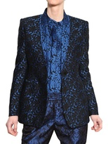 Stella Mccartney - Wool Brocade Jacquard Jacket