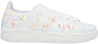 Chiara Ferragni reflective Heart Shoes