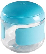 OXO Tot Flip-Top Snack Cup - Aqua - 5 oz