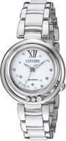 Citizen Women's L Sunrise EM0320-83A Wrist Watches, Dial