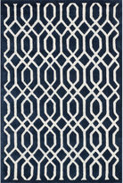 Loloi Lattice Hand Tufted Rectangle Rug