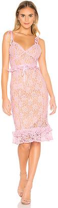 Majorelle Ellington Midi Dress