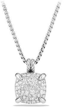 David Yurman Châtelaine Necklace With Diamonds, 14Mm